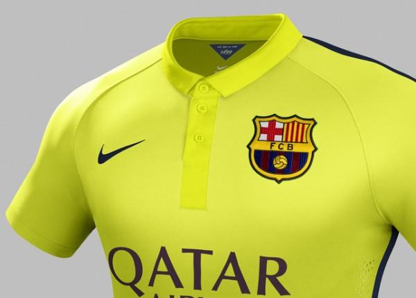 Barcelona Ecuador fc fc Barcelona 2014 2015 Nike