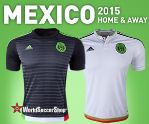 2015 Soccer Jerseys
