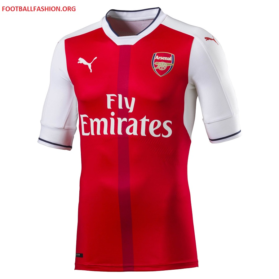 arsenal-fc-2016-2017-puma-home-kit (3) – FOOTBALL FASHION.ORG