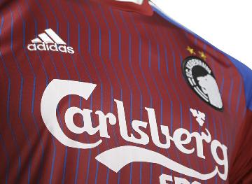 FC Copenhagen 2015 2016 adidas Third Football Kit, Soccer Jersey, Trøje