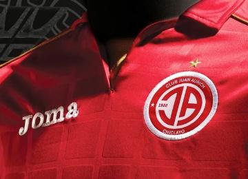 Club Juan Aurich 2015 Joma Home and Away Football Kit, Soccer Jersey, Shirt, Camiseta de Futbol