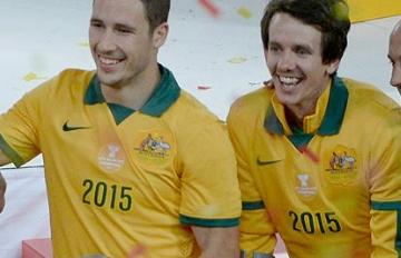 Australia 2015 AFC Asian Cup Champions Nike Jerseys – FOOTBALL FASHION.ORG 91ef6c8a8