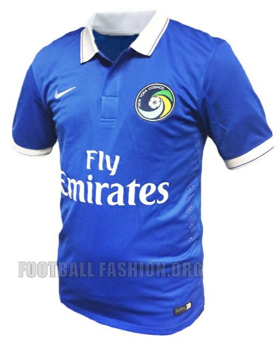 New York Cosmos 2015 Nike Third Soccer Jersey, Camiseta de Futbol, Shirt, Football Kit