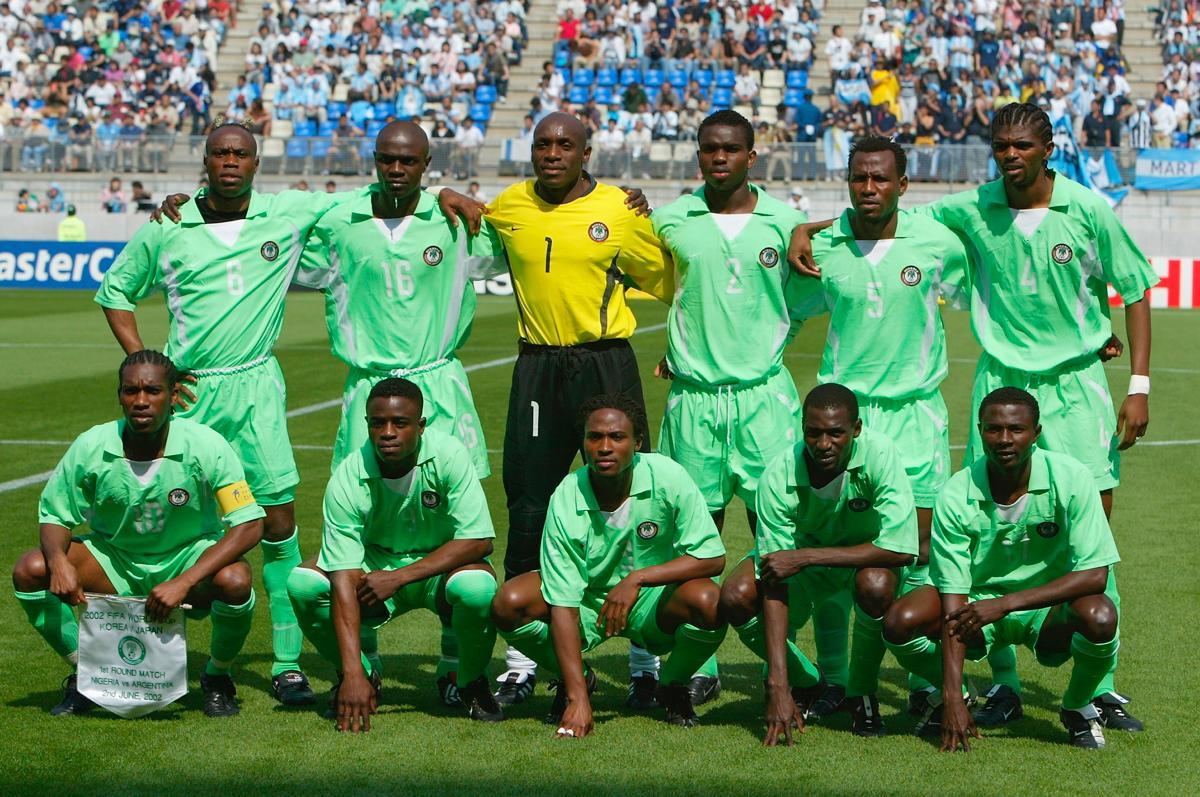 Nigeria To Wear Nike Kits Until 2018