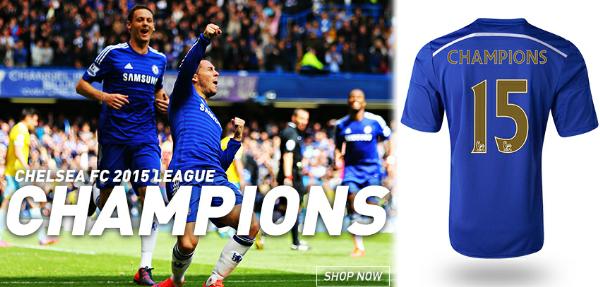 Chelsea FC Release Premier League Champions adidas Footballl Shirt, Kit, Soccer Jersey, Tee