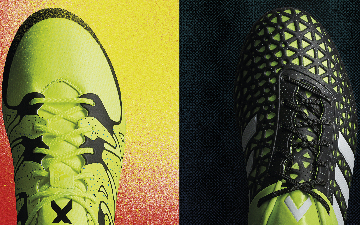 adidas Introduces X And ACE15Soccer Boots