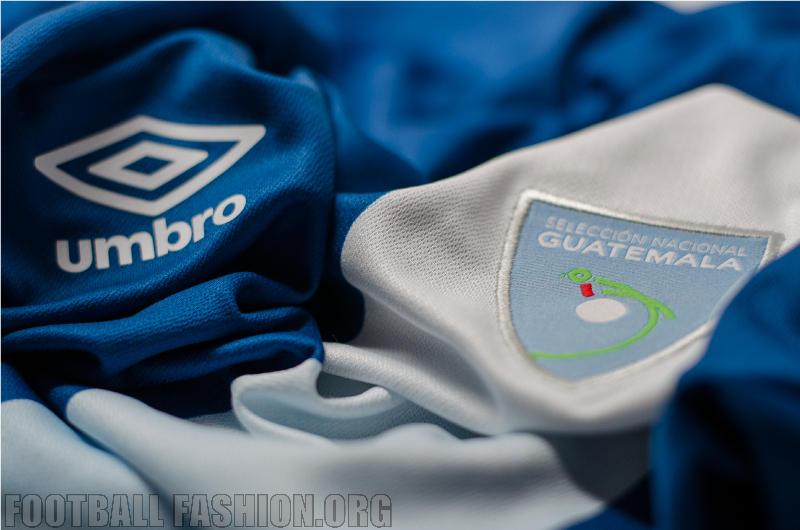 Guatemala Umbro 2015 2016 White Home Soccer Jersey / Camiseta de Futbol / Football Kit, Equipacion del Rumbo Mundial 2018