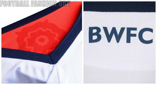 Bolton Wanderers 2015 2016 Macron Home and Away Football Kit, Soccer Jersey, Shirt