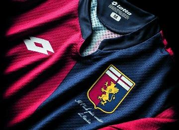 Genoa CFC 2015 16 Lotto Home and Away Football Kit, Soccer Jersey, Shirt, Gara, Maglia