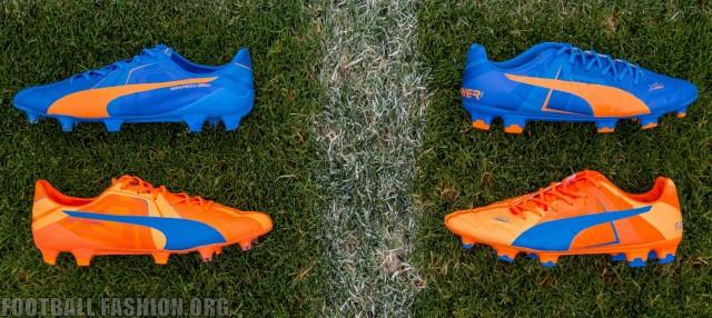 PUMA Unveil evoSPEED SL and evoPOWER 1.2 Head to Head Duality Boots