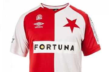 Slavia Praha 2015 2016 Umbro Home and Away Football Kit, Soccer Jersey, Shirt