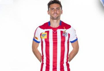 Atlético de Kolkata 2015 2016 Home Football Kit, Soccer Jersey, Shirt, Camiseta