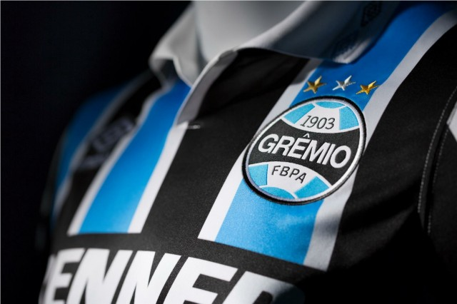 Grêmio Copa Libertadores 20th Anniversary Umbro Soccer Jersey, Football Kit, Shirt, Camisa, Camiseta