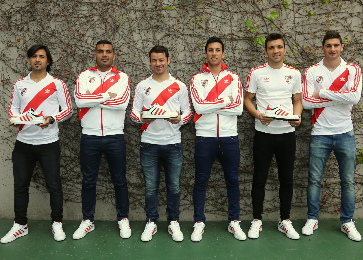 adidas Originals Launches River Plate Retro Football , Soccer Collection