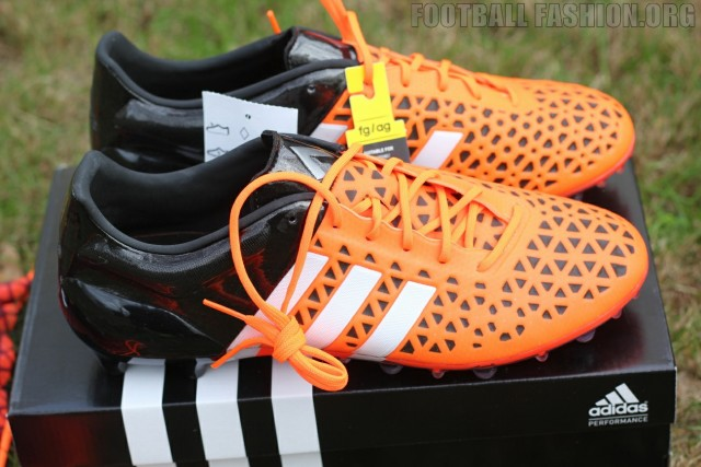 Review: adidas Ace 15.1 Soccer Boot