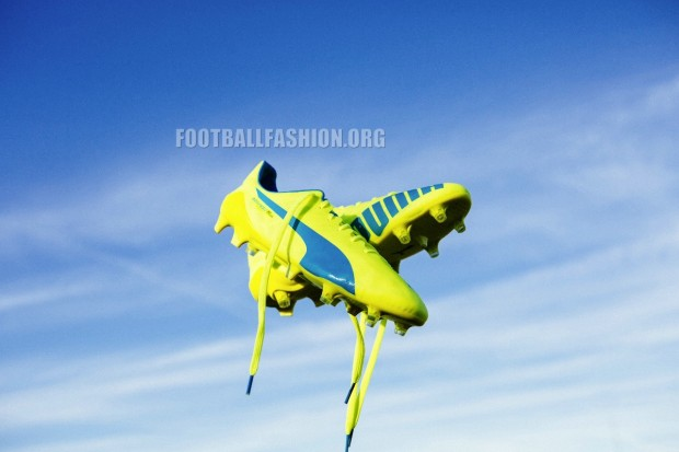 PUMA evoSPEED SL-S Offers New Synthetic Upper To Super Lightweight Boot