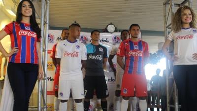 CD Olimpia 2016 PUMA Home and Away Football Kit, Soccer Jersey, Shirt, Camiseta de Futbol, Equipacion