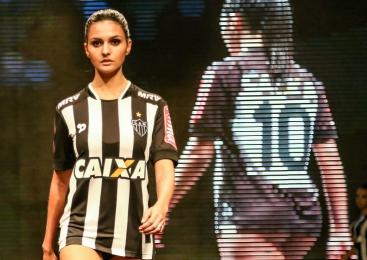 Atlético Mineiro 2016 DRYWORLD Home and Away Football Kit, Soccer Jersey, Shirt, Camisa do Futebol