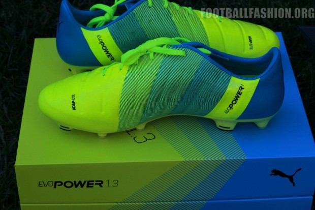Review: PUMA evoPOWER 1.3 Soccer Boot
