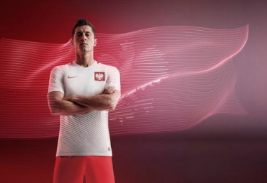 Poland EURO 2016 Nike Home and Away Football Kit, Soccer Jersey, Stroje Polski