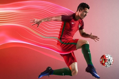Portugal EURO 2016 Nike Home and Away Football Kit, Soccer Jersey, Shirt, Camisa, Camisola, Camiseta 2017