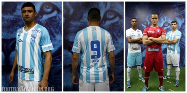 Avaí FC 2016 Fila Home and Away Football Kit, Soccer Jersey, Shirt, Camisa do Futebol