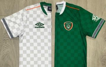 Ireland 1990s-Inspired Umbro Pro Training Range for EURO 2016