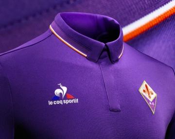 ACF Fiorentina 2016 2017 le coq sportif Home and Away Football Kit, Soccer Jersey, Shirt, Gara, Maglia