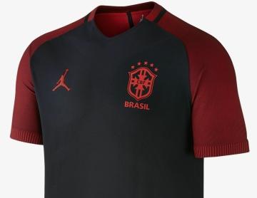 Brazil 2016 2017 NJR x Jordan Football KIt, Soccer Jersey, Camisa Neymar, Camiseta