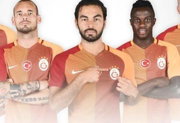 Galatasaray 2016 2017 Nike Home and Away Football Kit, Soccer Jersey, Shirt, Forması