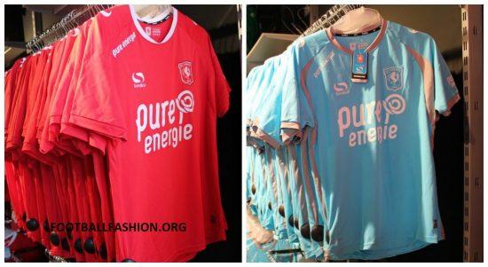 FC Twente 2016 2017 Sondico Home and Away Football Kit, Soccer Jersey, Shirt, Tenue, Thuisshirt, Uitshirt
