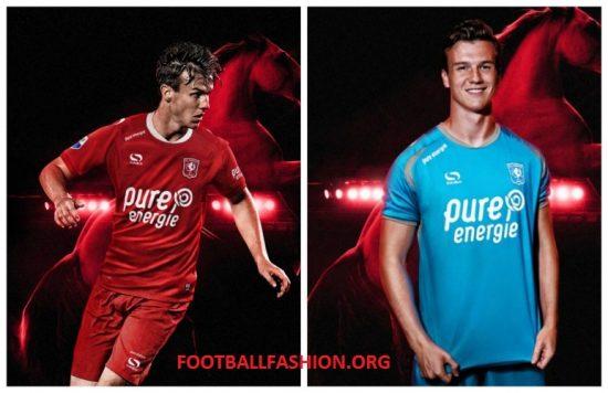 FC Twente 2016 2017 Sondico Home and Away Football Kit