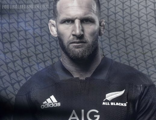 New Zealand All Blacks 2016 2017 adidas Home Rugby Jersey, Shirt, Kit