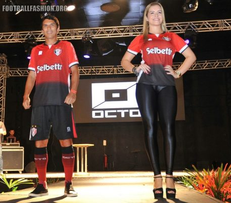 Joinville EC 2017 Octo Home and Away Football Kit, Soccer Jersey, Shirt, Camisa