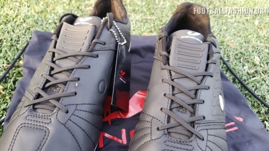 Review: Concave Aura + Soccer Boot