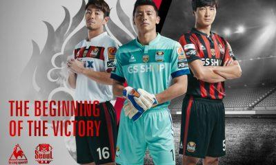 FC Seoul 2017 Domestic Home and Away Kits
