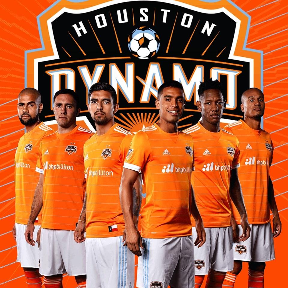 Houston Football Jersey org Home Dynamo 2017 - Fashion Adidas|2019 NFL Season Preview