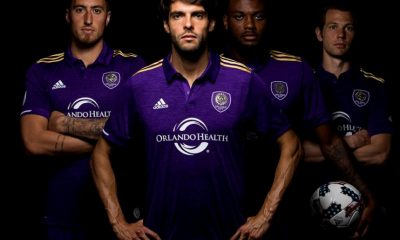 Orlando City SC 2017 adidas Home Kit