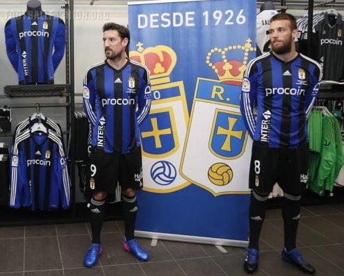 Real Oviedo 91st Anniversary adidas Football Kit, Soccer Jersey, Shirt, Camiseta de Futbol
