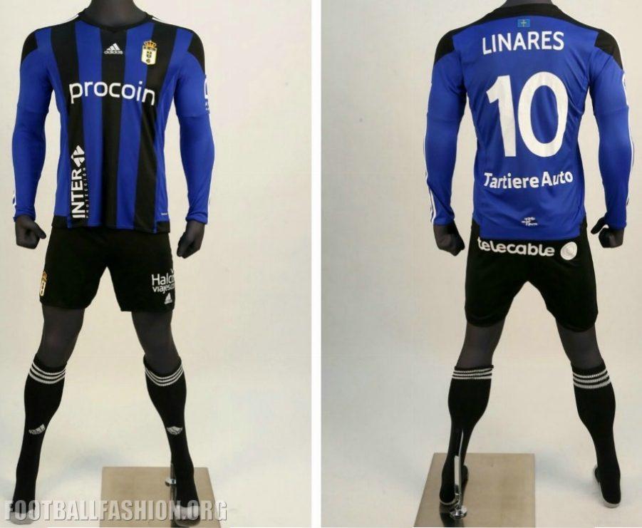 Minúsculo Prevención condón  Real Oviedo 91st Anniversary adidas Kit - FOOTBALL FASHION