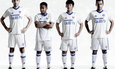 Suwon Samsung Bluewings 2017 adidas Away Football Kit, Shirt, Soccer Jersey