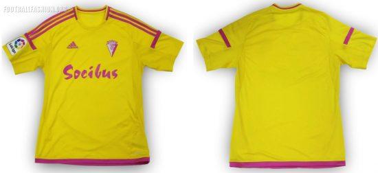 Cádiz CF 2017 International Women's Day adidas Football Kit, Soccer Jersey, Shirt, Camiseta de Futbol Día Internacional de la Mujer