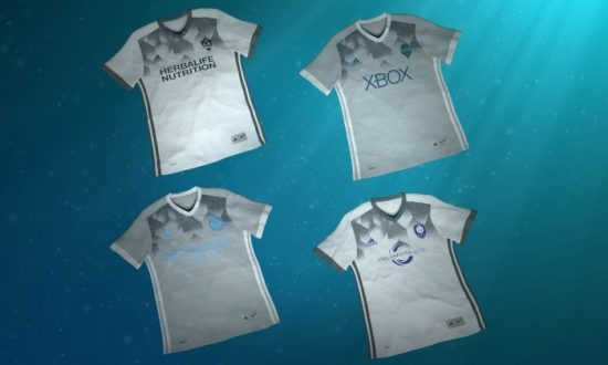 Four MLS Clubs to Wear Kits Made from adidas x Parley Ocean Plastic 2017