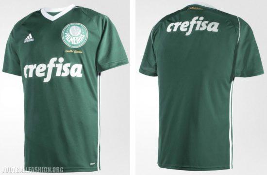 Palmeiras 2017 Limited Edition adidas Football Kit, Soccer Jersey, Shirt, Camisa edição limitada