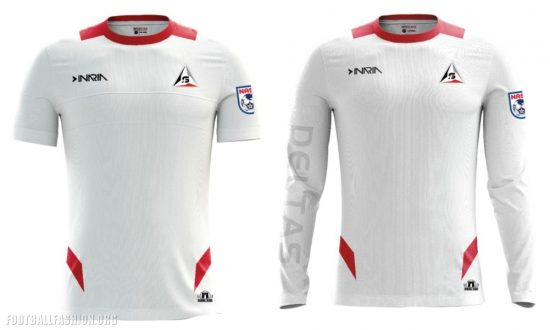 San Francisco Deltas 2017 Inaria Home and Away Soccer Jersey, Shirt, Football Kit, Camiseta de Futbol