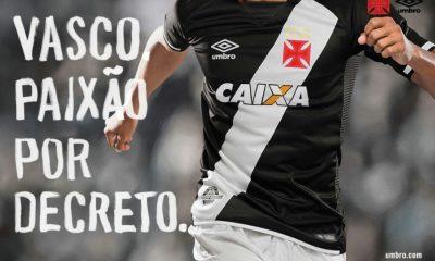 CR Vasco da Gama 2017 Umbro Home and Away Football Kit, Soccer Jersey, Shirt, Camisa