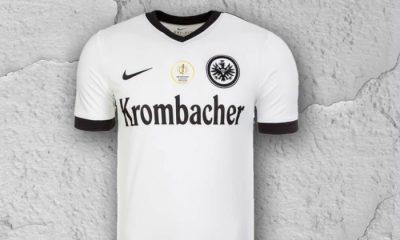 Eintracht Frankfurt 2017 DFB-Pokal Final Nike Football Kit, Shirt, Soccer Jersey, Trikot