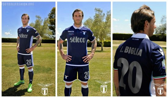 SS Lazio 2017 Coppa Italia Final Macron Football Kit, Soccer Jersey, Shirt, Maglia, Gara, Camiseta TIM Cup