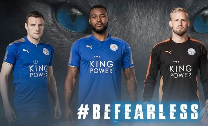 Leicester City Fc 2017 2018 Puma Home Kit 3 Football Fashion Org