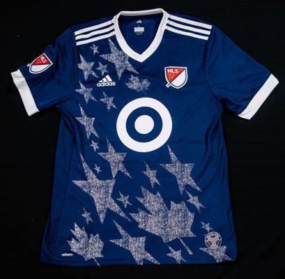 MLS All-Star Game 2017 adidas Soccer Jersey, Football Kit, Shirt, Camiseta de Futbol, Equipacion